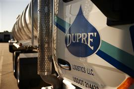 Dupré Logistics Energy Distribution Truck