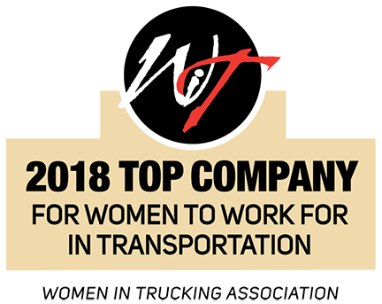 2018 Top Company for Women to Work in Transportation