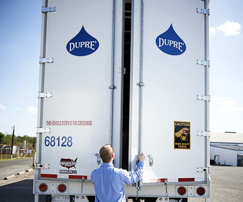 Dupre Logistics - Box Truck