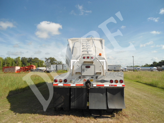 Beall Bottom Dump Trailer